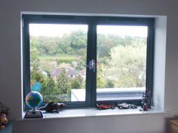 алюминиевые двери окна