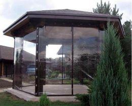 уличные шторы для беседок и веранд